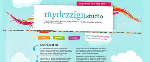 View Information about Mydezzign