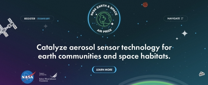 View Information about NASA Earth Space Air Prize