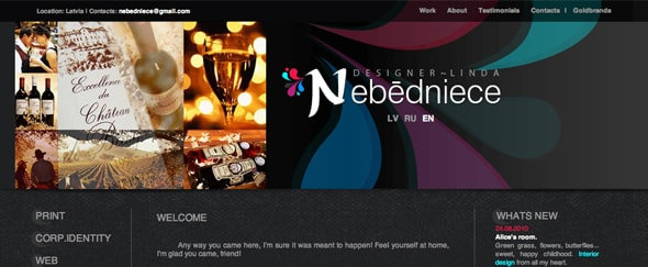 View Information about Nebedniece