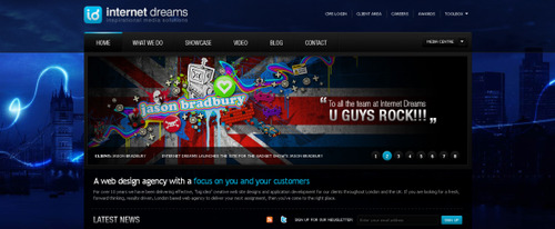 View Information about Net Dreams