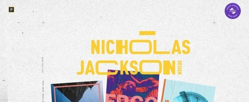 View Information about Nicholas Jackson