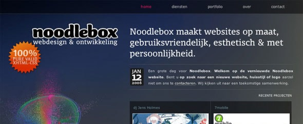 View Information about Noodlebox