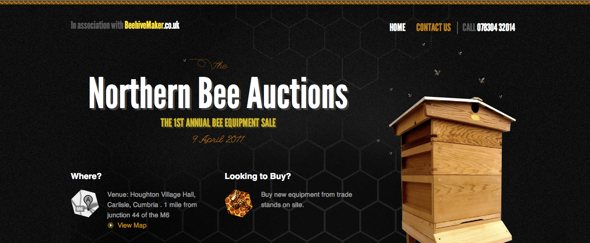 Go To Northern Bee Auctions