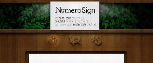 View Information about NumeroSign