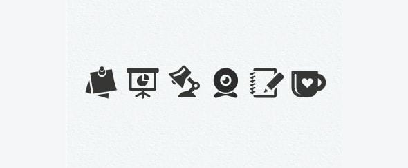 Go To Office Icons