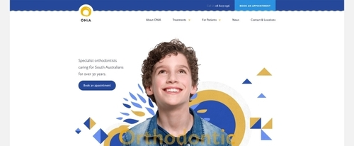View Information about ONiA: Orthodontic Network