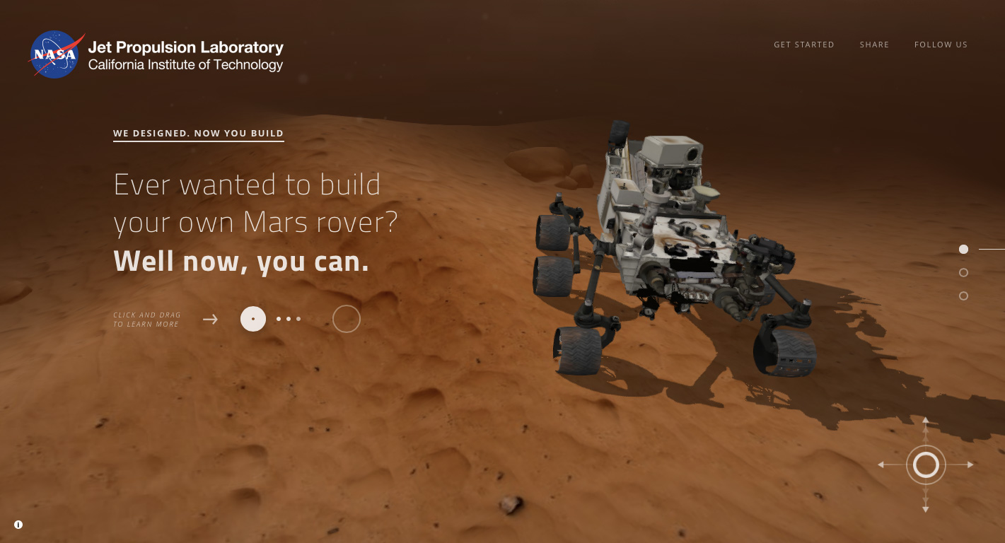Go To Open Source Rover