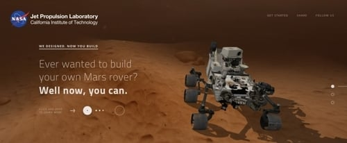 View Information about Open Source Rover