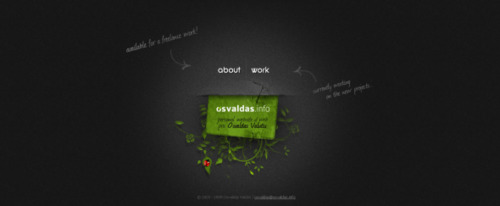 View Information about Osvaldas