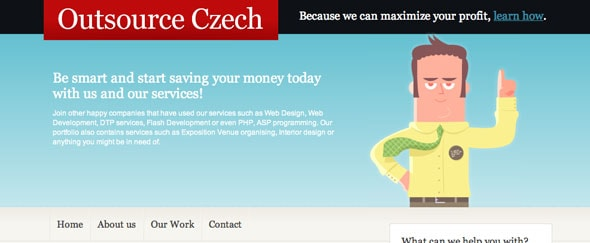 View Information about Outsource Czech