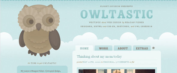 View Information about Owltastic