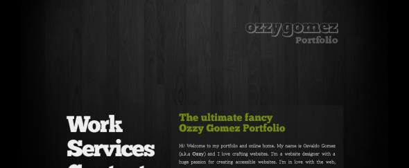 View Information about Ozzy Gomez