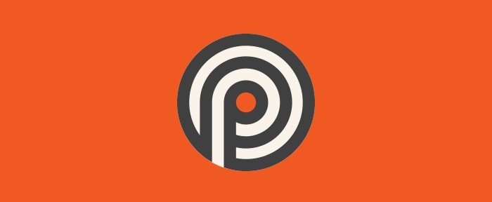 View Information about P Target Logo