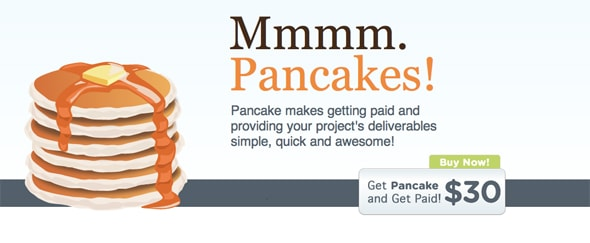 View Information about Pancake Payments