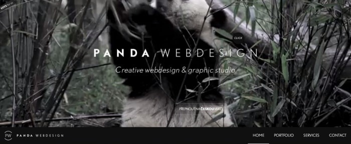 View Information about Panda Web Design