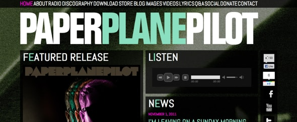 View Information about Paper Plane Pilot