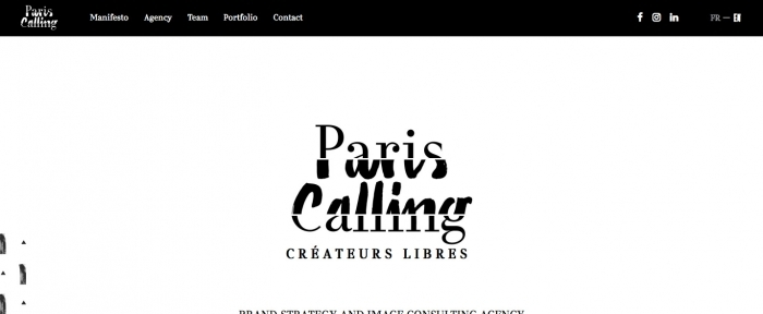 View Information about Paris Calling