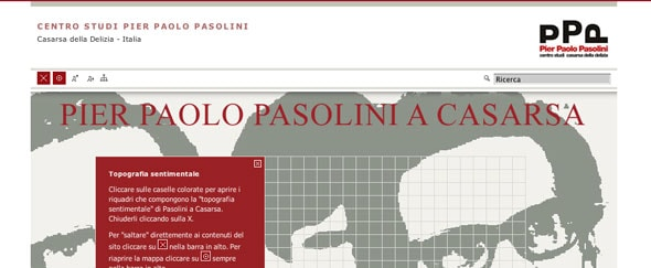 View Information about Pasolini Casarsa