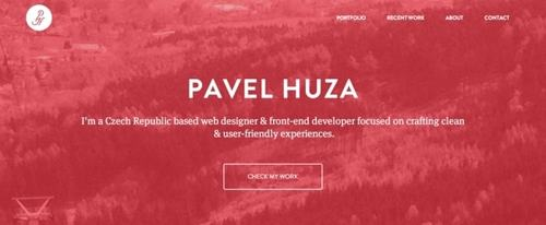 View Information about Pavel Huza