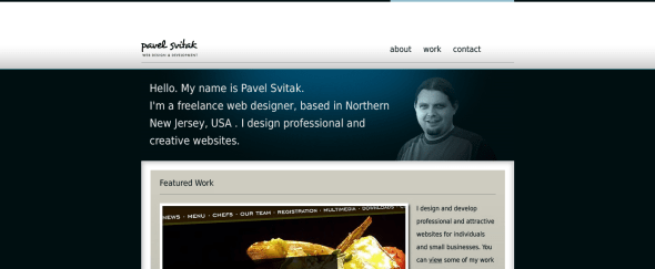 View Information about Pavel Svitak