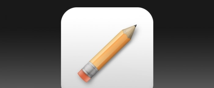 View Information about Pencil App Icon