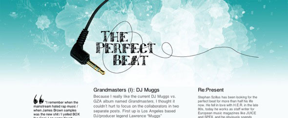 Go To The Perfect Beat