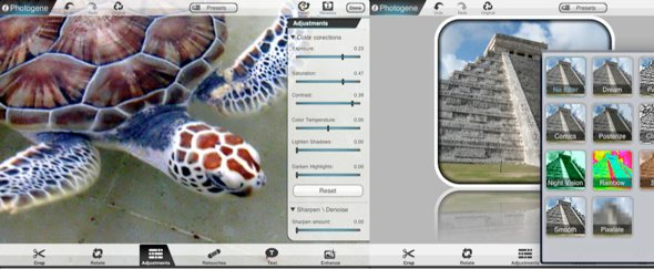 View Information about Photogene
