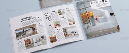 View Information about Photorealistic A5 Magazine Mock-Up