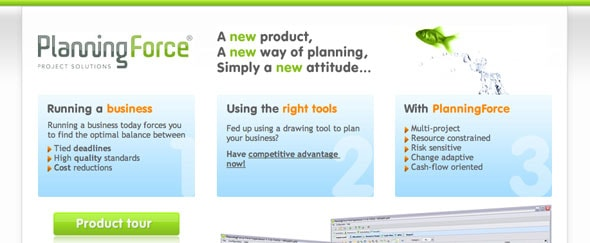 View Information about Planningforce