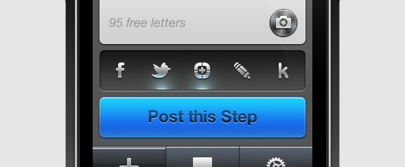 View Information about Post this Step