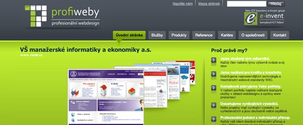 View Information about Profiweby