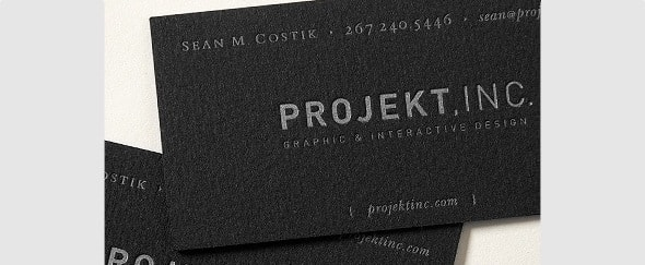 View Information about Projekt Letterpress