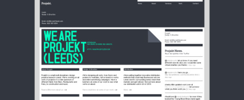 View Information about Projekt Leeds