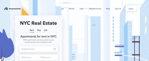 View Information about PropertyClub