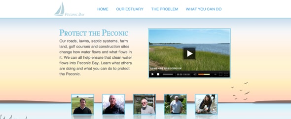 View Information about Protect the Peconic