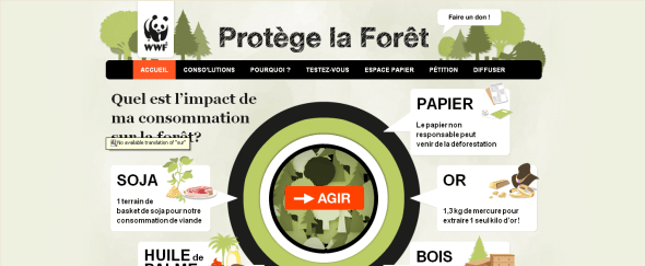 View Information about Protege La Foret