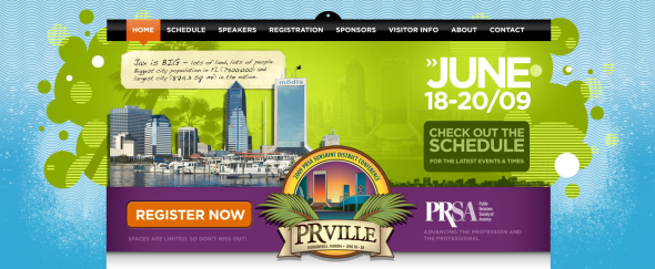 View Information about PR Ville