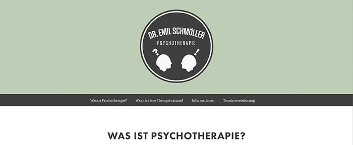 View Information about Psychotherapie Schmöller