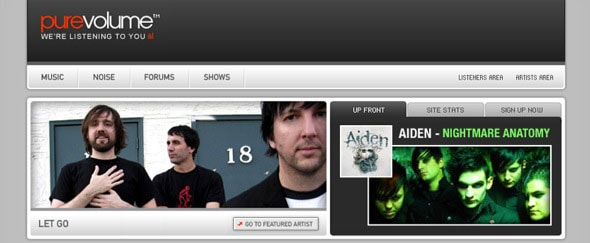 View Information about PureVolume