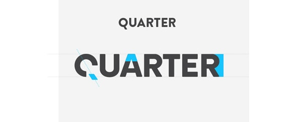 View Information about Quarter Logo