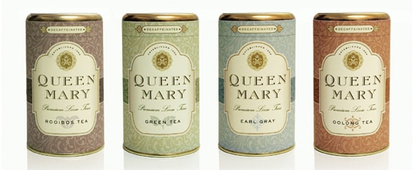 View Information about Queen Mary Tea