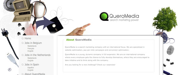 View Information about Queromedia