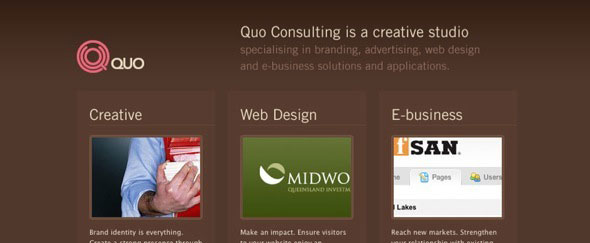 View Information about Quo Consulting