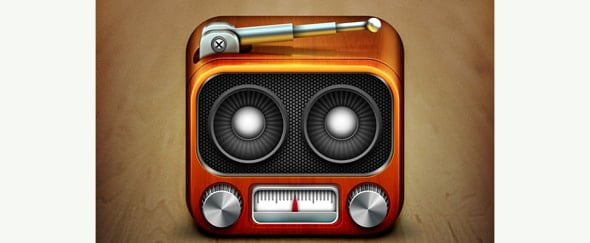 View Information about Radio App Icon