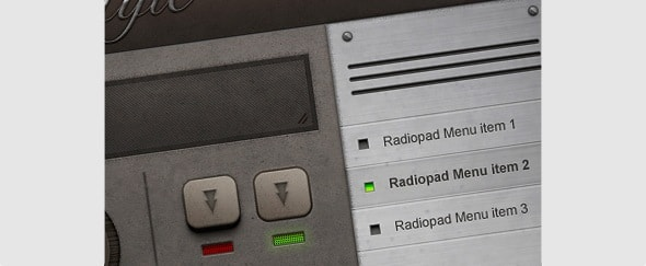 View Information about Radiopad UI