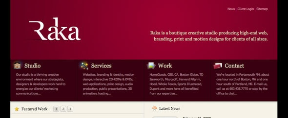 View Information about Raka Creative