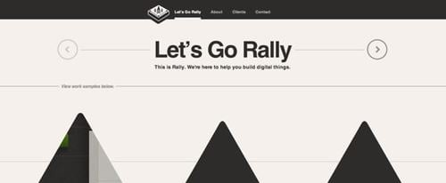 View Information about Rally Interactive