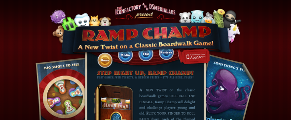 View Information about Ramp Champ