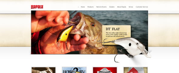View Information about Rapala