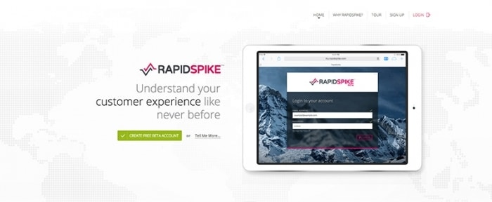 View Information about RapidSpike